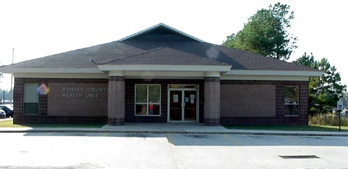 Ashley County Health Unit - Hamburg WIC